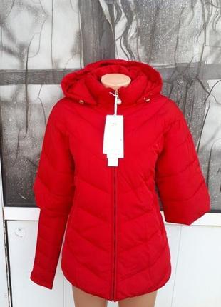Женская весенне осенняя курточка трансформер балеро