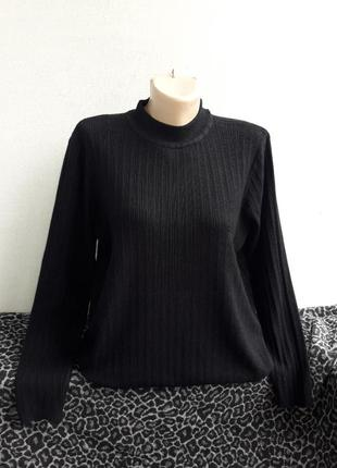 Джемпер свитер водолазка 22 размер