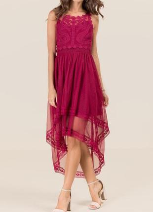 Красивое платье francesca's