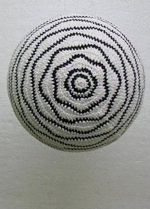 Короткая шапка мужская тюбетейка куфи