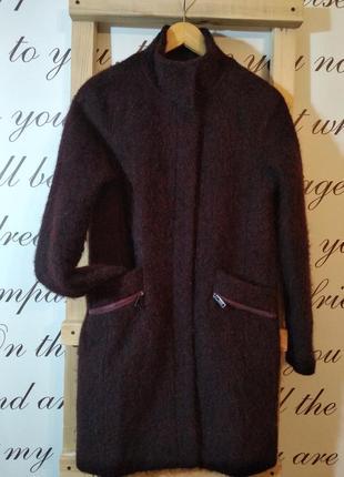 Розпродажа! шерстяное пальто - букле vero moda!