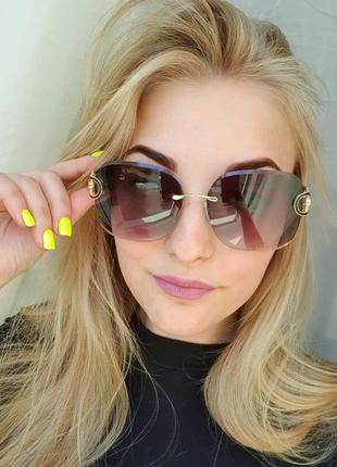 Очки солнцезащитные оправа окуляри сонцезахисні летние аксессуары