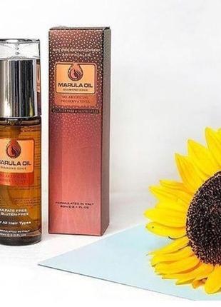 Масло марулы для волос bingo marula oil, 60 мл