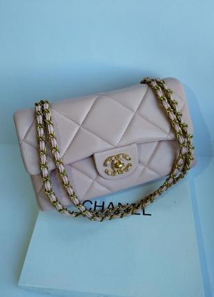 Шикарная стеганная сумочка
