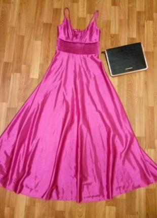 Платье в пол gff