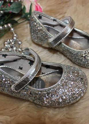 Невероятно красивые туфельки m&s