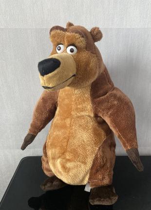 Медведь с мультика «маша и медведь»