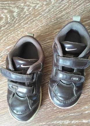 Nike утеплені спортивні туфлі,кросовки дитячі