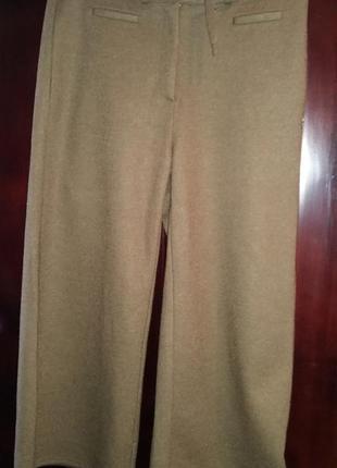 Продам новые шерстяные брюки-кюлоты