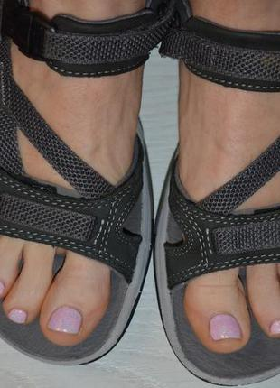 Кожаные сандали merrell р. 38 по стельке 25 см