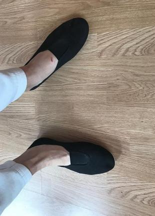 Чешки, взуття для танців
