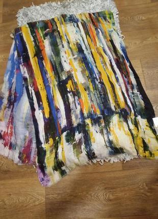 Шикарный шарф платок палантин шаль apart