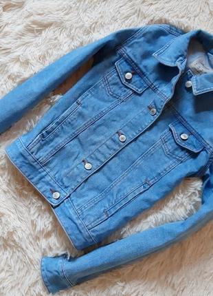 Качественная джинсовая куртка от denim co