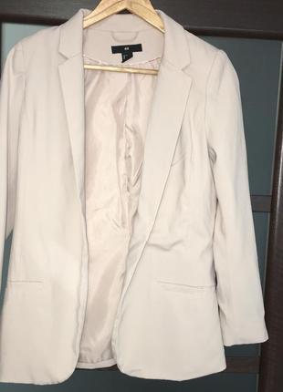 H&m пиджак