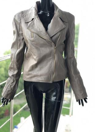 Кожаная курточка rinoscimento