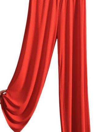 Стильні червоні брюки- mango