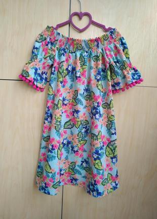 Платье matalan на 9 лет