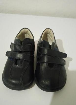Чорні мешти на хлопчика(черние туфли на мальчика)