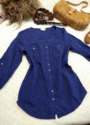 Рубашка з натуральної тканини