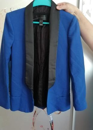 Пиджак смокинг жакет блейзер mango