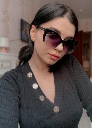 Солнцезащитные очки miumiu uv 400 новые люкс очки