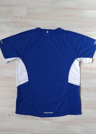 Синяя спортивная футболка karrimor размер s2 фото