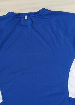 Синяя спортивная футболка karrimor размер s5 фото