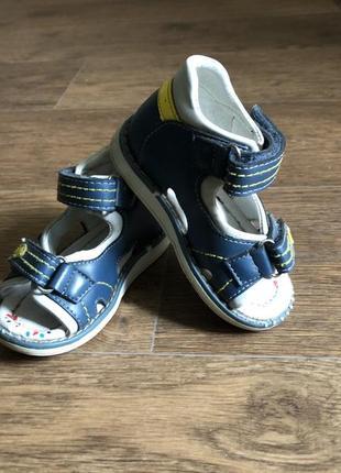 Детские босоножки/ сандалики 12см
