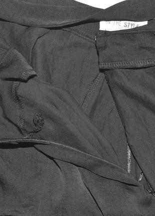 Элегантные шорты с подолом in the style6 фото