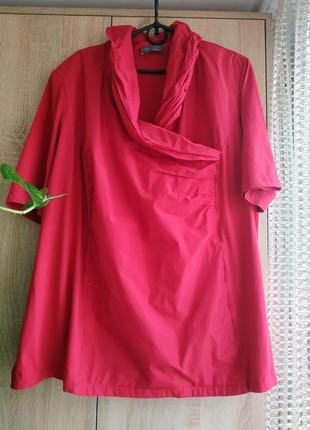 Шикарная блузка кэжуал