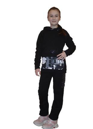 Спотривкий костюм monkler 36 черный