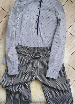 Tom tailor, брюки, рубашка mango