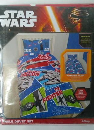 Постель детская star wars disney