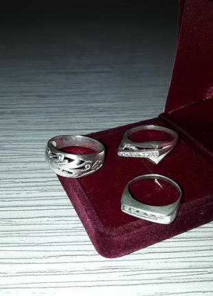 Серебро 925* с цирконием/ фианитами