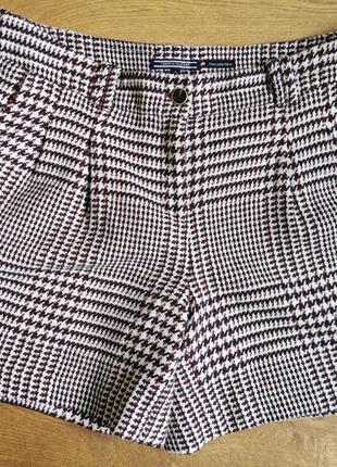 Tommy hilfiger шерстяные шорты