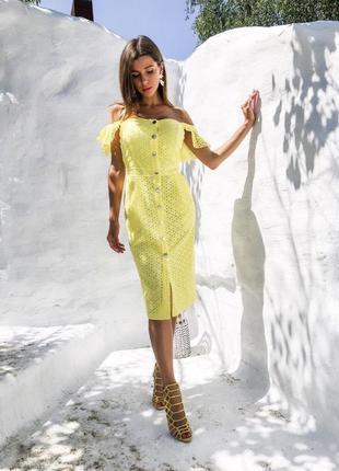 Плаття із прошви