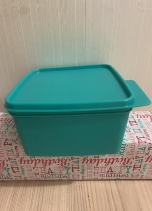 Миска квадратная tupperware 1,2 л