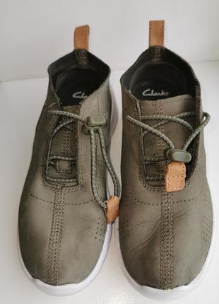 """Оригинальные кроссовки """"clarks"""""""