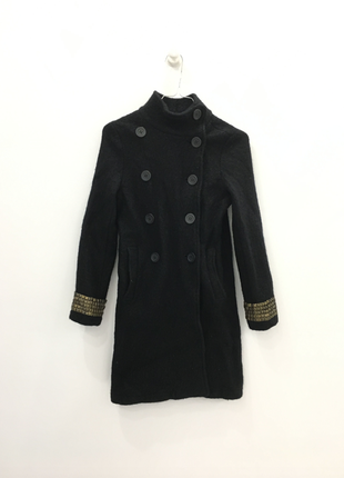 Натуральное шерстяное пальто  - акция 1+1=3 в подарок 🎁