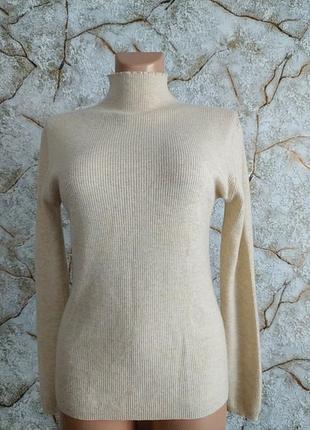 Крутой натуральний кашемировий брендовий  свитер