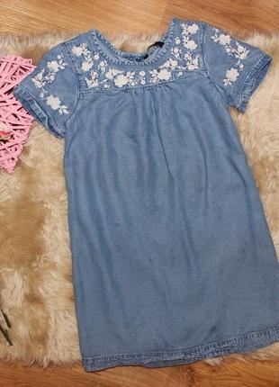 Очень красивое платье george на 5-6л