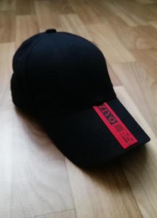 Стильная фирменная кепка коттон бейсболка 55-57