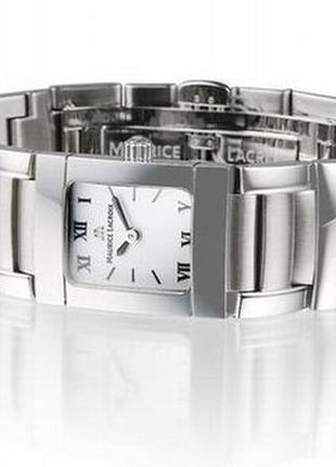 Элитные женские часы maurice lacroix - утонченный miros lady, оригинал