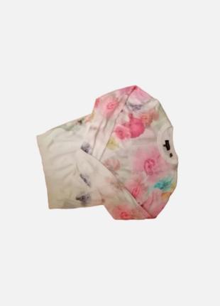 Реглан свитер цветы ted baker