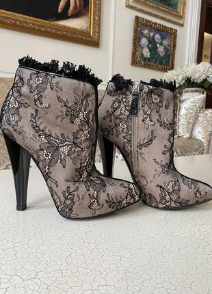 Ботинки dsquared