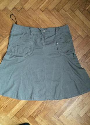Натуральная юбочка от dorothy perkins