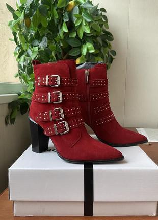Идеальные ботинки bronx americana