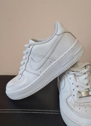 Спортивные кроссовки nike air force100% оригінал
