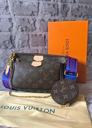 Сумка в стиле louis vuitton 3 в 1!😍хит 2020!!🔥