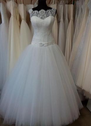 Свадебное платье в идеальном состоянии!!!🔥